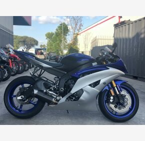 2015 Yamaha YZF-R6 for sale 200718591
