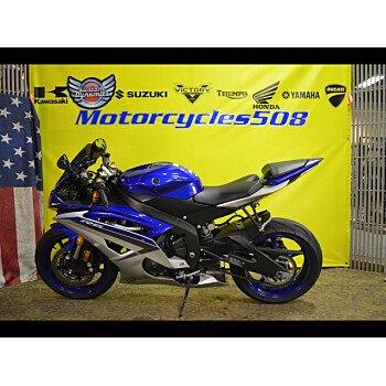 2015 Yamaha YZF-R6 for sale 200755536