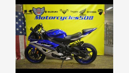 2015 Yamaha YZF-R6 for sale 200755536
