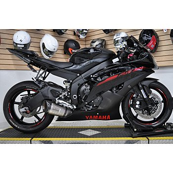 2015 Yamaha YZF-R6 for sale 200797763