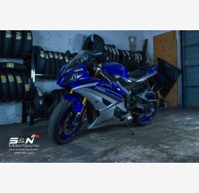2015 Yamaha YZF-R6 for sale 200810067