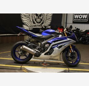 2015 Yamaha YZF-R6 for sale 200810265