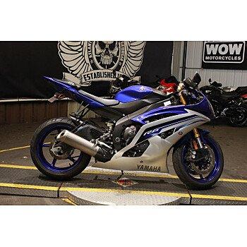 2015 Yamaha YZF-R6 for sale 200810265