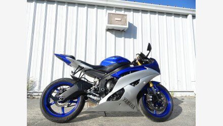 2015 Yamaha YZF-R6 for sale 200811519