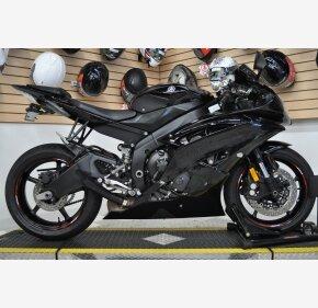 2015 Yamaha YZF-R6 for sale 200834179