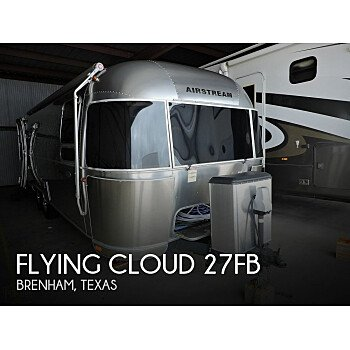 2016 Airstream Flying Cloud for sale 300280679
