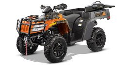 2016 Arctic Cat 700 TBX Special Edition specifications