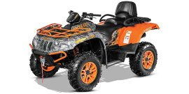 2016 Arctic Cat 700 TRV Special Edition specifications
