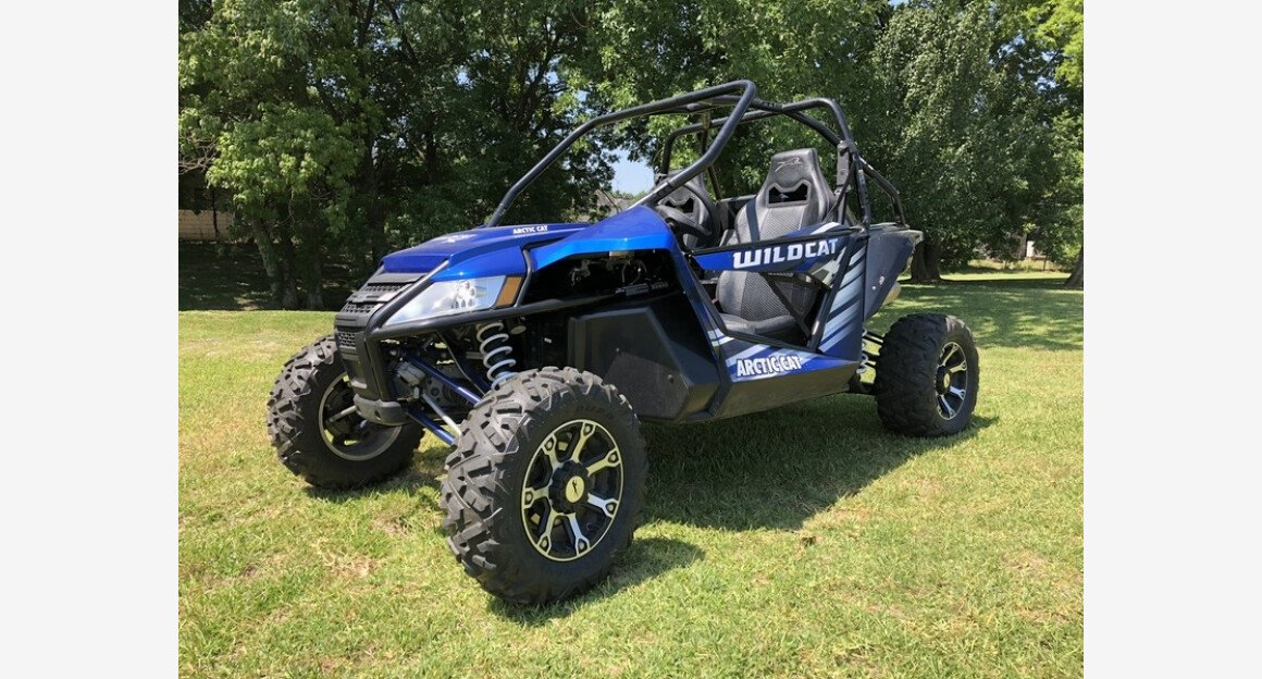 2016 Arctic Cat Wildcat 1000 for sale 200579292