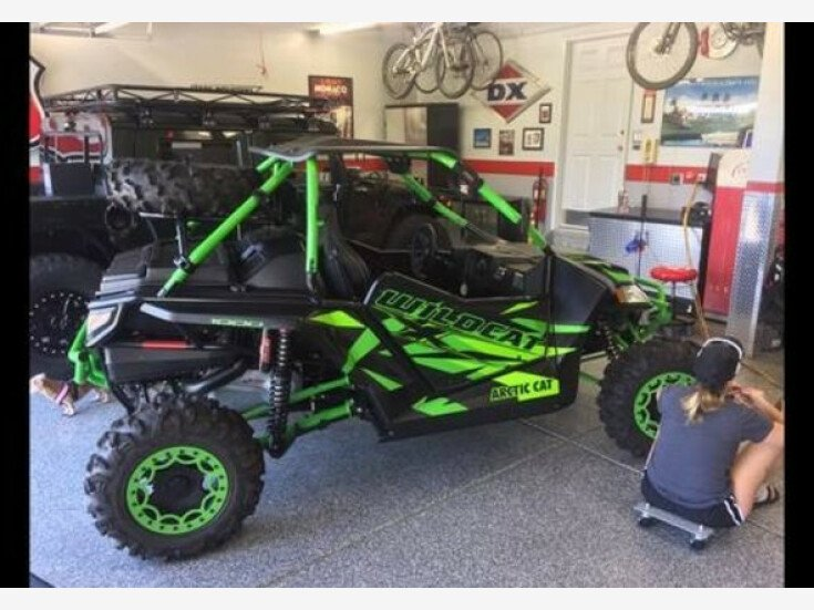 2016 Arctic Cat Wildcat 1000 for sale near Woodland Hills