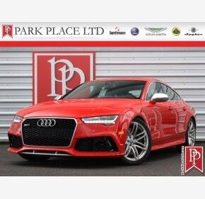2016 Audi RS7 Prestige for sale 101055149