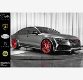 2016 Audi RS7 for sale 101212847