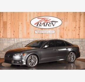 2016 Audi S6 Premium Plus for sale 101412703