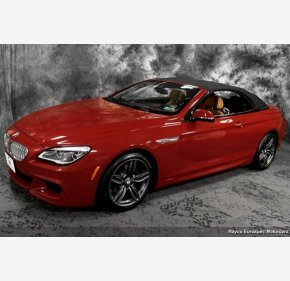 2016 BMW 650i Convertible for sale 101129321