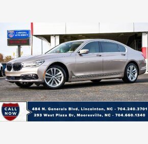 2016 BMW 750i xDrive for sale 101409642