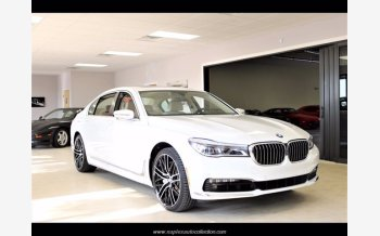 2016 BMW 750i xDrive for sale 101410862
