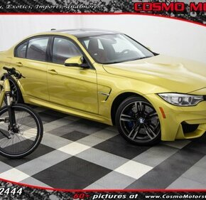 2016 BMW M3 for sale 101187177