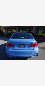 2016 BMW M3 for sale 101396548