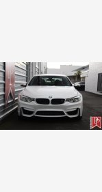 2016 BMW M4 Convertible for sale 101082681