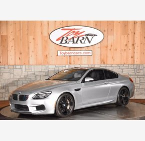 2016 BMW M6 Coupe for sale 101455208