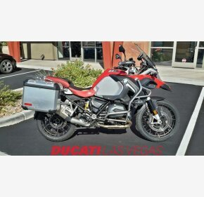 2016 BMW R1200GS for sale 200803765