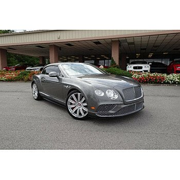 2016 Bentley Continental GT V8 S Convertible for sale 101179526