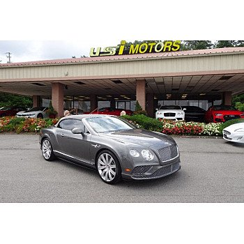 2016 Bentley Continental for sale 101179526