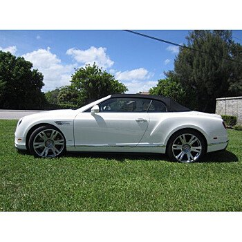 2016 Bentley Continental for sale 101382938