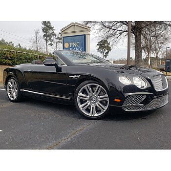 2016 Bentley Continental for sale 101438369