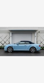 2016 Bentley Continental for sale 101454157
