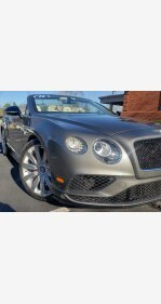 2016 Bentley Continental for sale 101457381