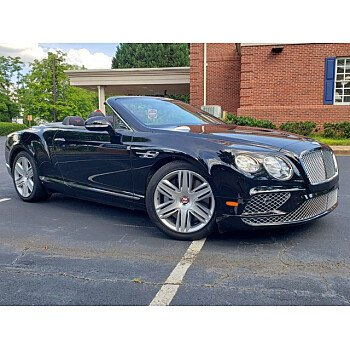 2016 Bentley Continental for sale 101546815