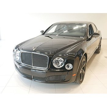 2016 Bentley Mulsanne Speed for sale 101110296