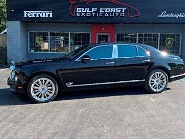 2016 Bentley Mulsanne for sale 101203881