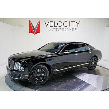 2016 Bentley Mulsanne Speed for sale 101296944