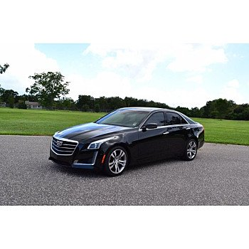 2016 Cadillac CTS for sale 101374928
