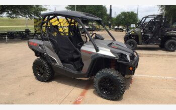 2016 Can-Am Commander 800R XT for sale 200584111
