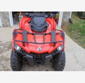 2016 Can-Am Outlander 450 for sale 200707105