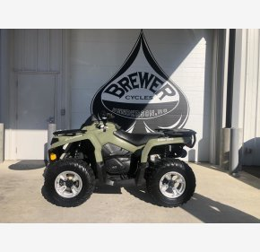 2016 Can-Am Outlander 570 for sale 200805407