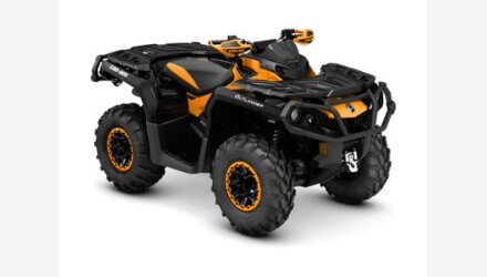 2016 Can-Am Outlander 850 for sale 200487409