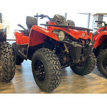 2016 Can-Am Outlander MAX 570 for sale 200791894