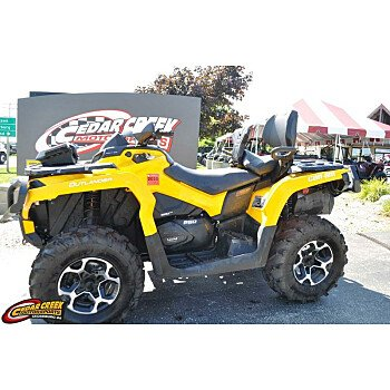 2016 Can-Am Outlander MAX 650 for sale 200791050