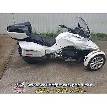 2016 Can-Am Spyder F3 for sale 200636642