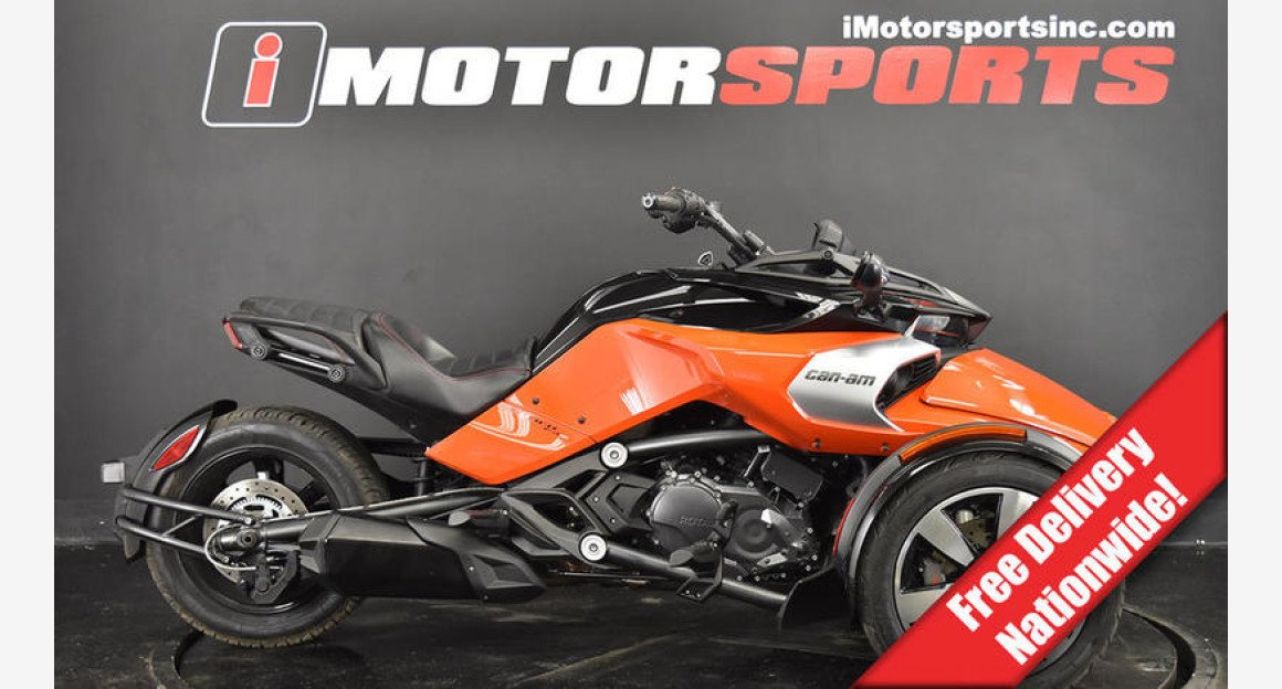 2016 Can-Am Spyder F3 for sale 200642414