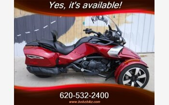 2016 Can-Am Spyder F3-T for sale 200770079