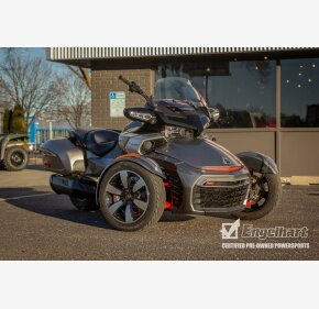 2016 Can-Am Spyder F3 for sale 200669009