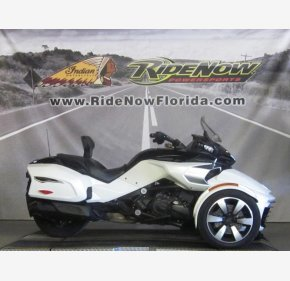 2016 Can-Am Spyder F3 for sale 200692870