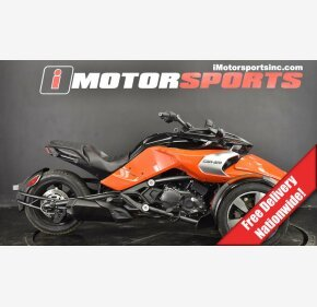 2016 Can-Am Spyder F3 for sale 200699228