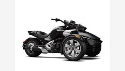 2016 Can-Am Spyder F3 for sale 200703102
