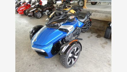 2016 Can-Am Spyder F3 for sale 200706144